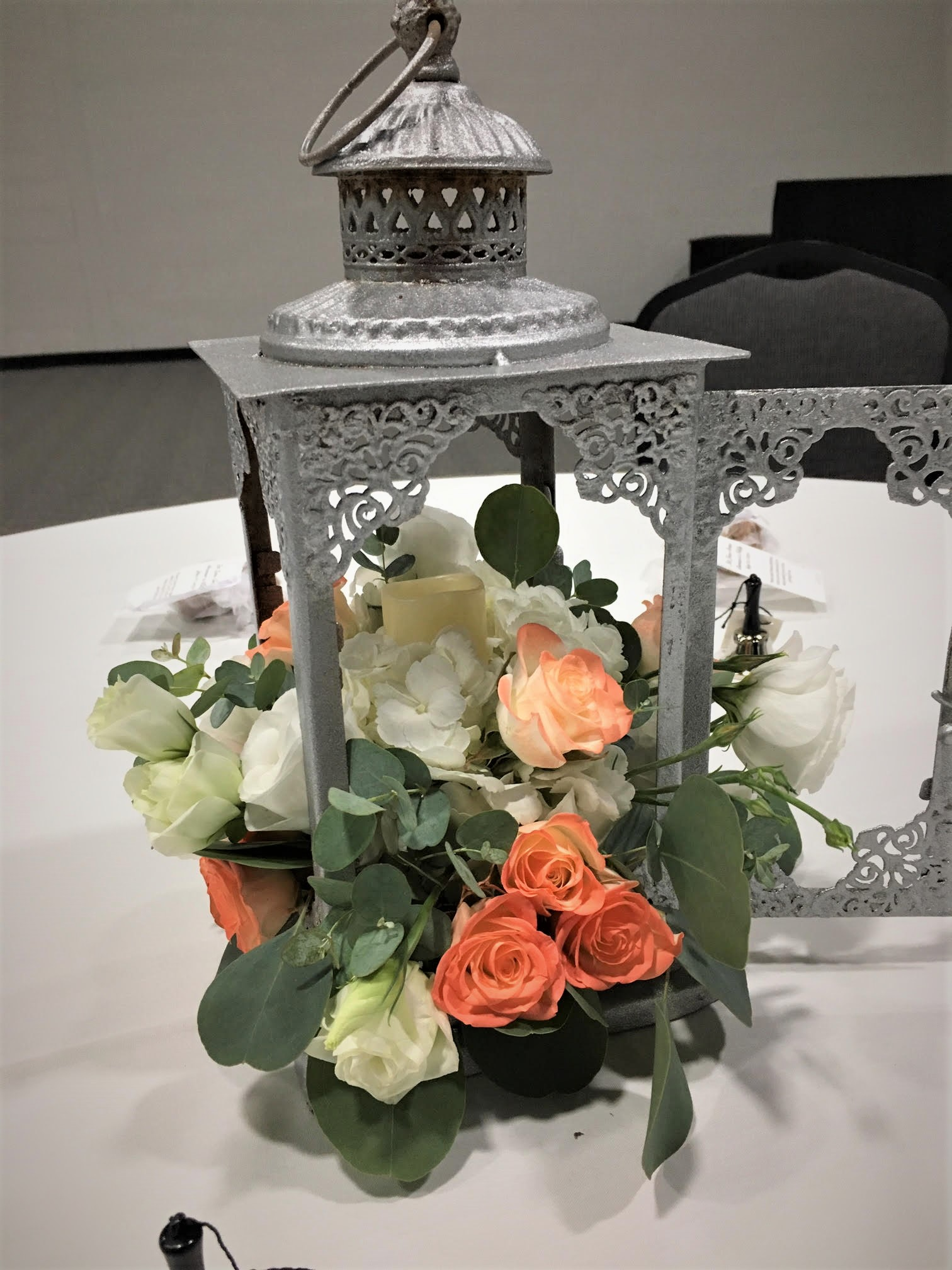 In-House Centerpiece